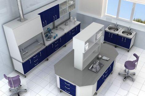 Шкаф вытяжной медицинский как основа лабораторной мебели