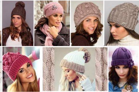 Советы по подбору шапок для девушек