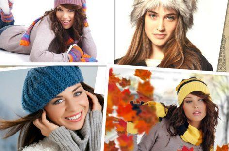 Критерии выбора шапок для девушек: топ-3