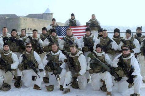 Эстония хочет больше американских военных у себя дома