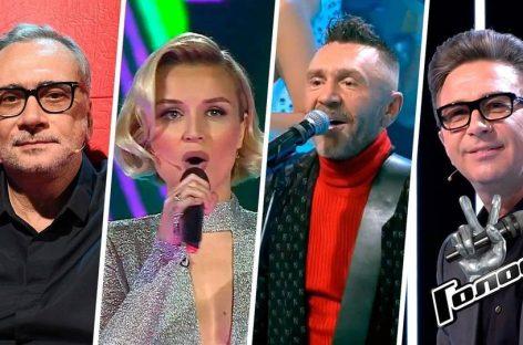 В октябре «Голос» вернется на Первый канал