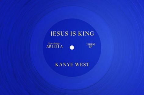 «Jesus Is King» все же вышел в свет!