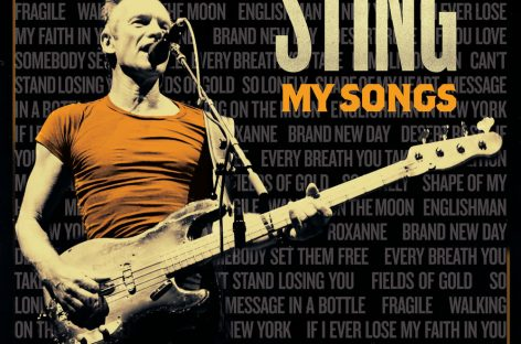 В ноябре Стинг снова представит «My Songs»