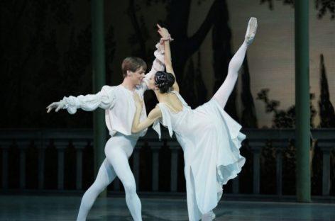 Стартует тур по США балетной труппы Мариинского театра
