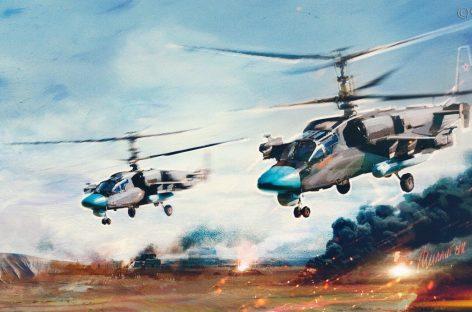 В следующем году будет представлен первый художественный фильм о вооруженных силах РФ в Сирии