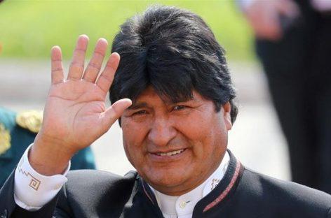 Отставка президента Боливии и радость народа
