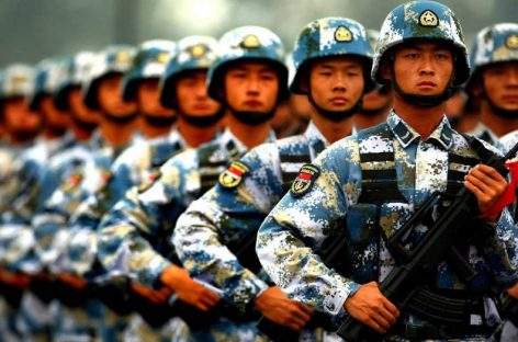 Япония и Китай намерены развивать военные связи