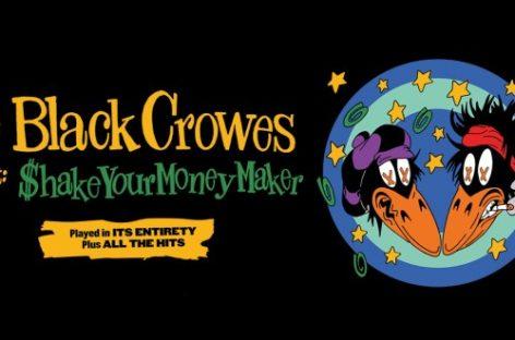 The Black Crowes дадут юбилейные концерты