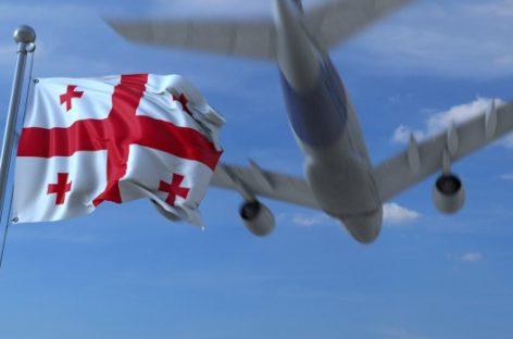 Восстановление авиасообщения с Грузией может произойти в следующем году