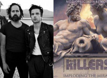 The Killers готовят новый диск и тур