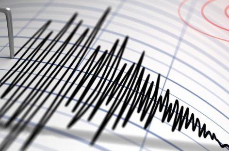 Землетрясения: данные за 2 декабря