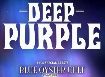 Deep Purple объявили часть концертов на 2020 год