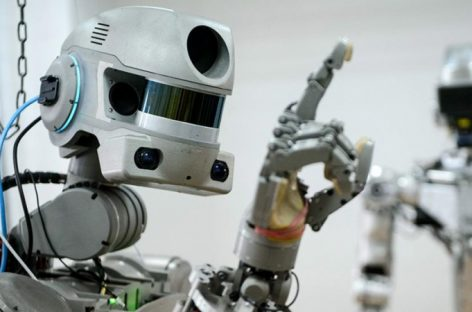 Антропоморфный робот  будет заниматься утилизацией радиоактивного мусора