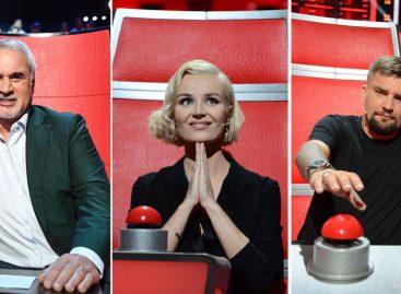 Баста, Полина Гагарина и Валерий Меладзе станут новыми наставниками в «Голос. Дети»