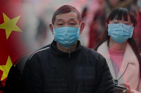Зафиксировано распространение смертельного китайского вируса