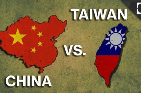 Китай не признает отделения Тайвани