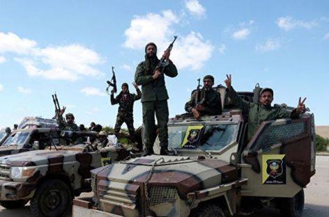 Сегодня в Брюсселе рассмотрят выполнение мер по урегулирования ситуации в Ливии