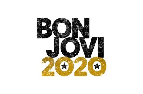 Bon Jovi выпустит новый альбом 15 мая