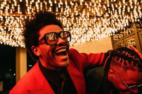 The Weeknd стал лидером мирового песенного чарта