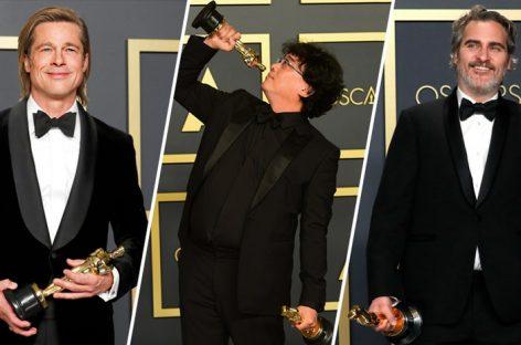 «Паразиты» изменили историю «Оскара»