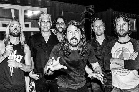 В Foo Fighters рассказали о новом альбоме и документалке