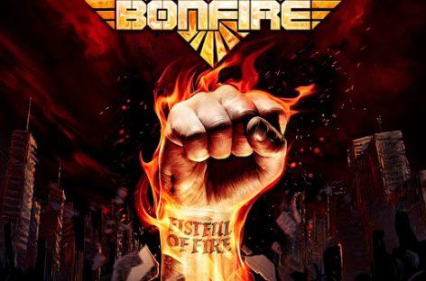 Bonfire анонсировали новый релиз