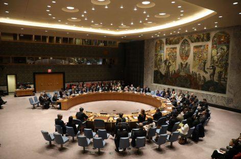 В ООН перенесли заседание Совбеза