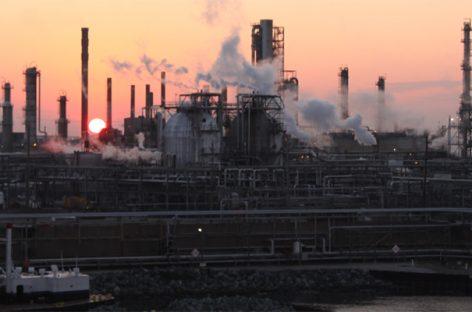Ситуация в мировой экономике спровоцировала закрытие нефтеперерабатывающих заводов