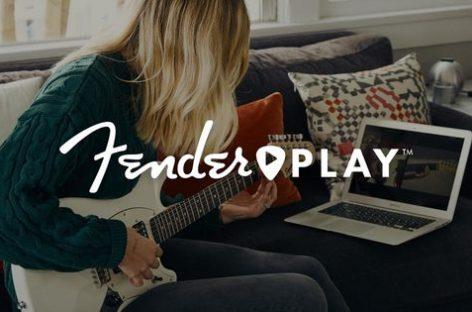 Fender подготовил для музыкантов способ пережидания карантина