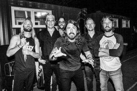 Дейв Грол рассказал о будущем релизе Foo Fighters