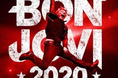 Bon Jovi отменили тур 2020 года