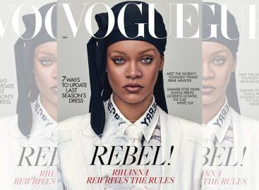 Рианна дала обширное интервью журналу Vogue