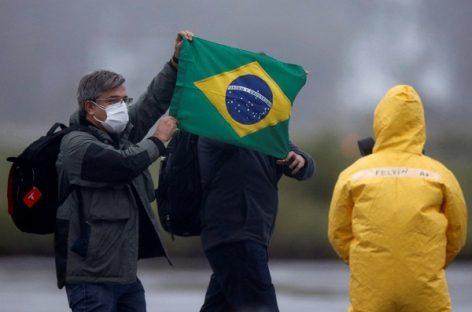 Бразилия опередила США по числу умерших за сутки от COVID-19