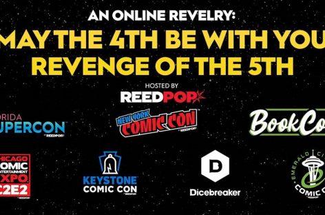 Фанатов «Звёздных войн» соберут онлайн