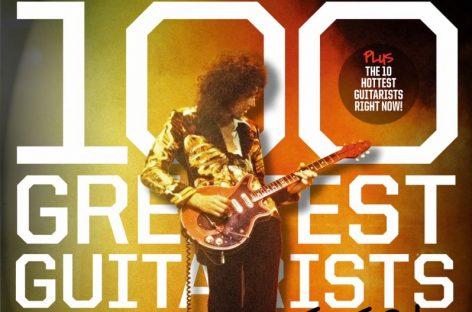 В Total Guitar выбрали гитариста всех времен