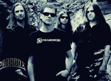 Группа PARADOX работает над новым альбомом