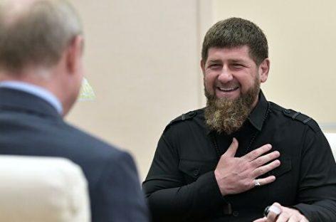Чеченский лидер выдвинул свое предложение по президентству Владимира Путина