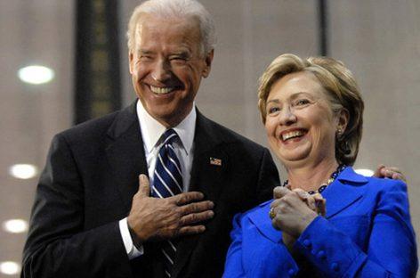Хиллари Клинтон дала советы Джо Байдену