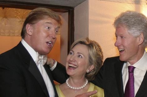 Билл Клинтон высказался о президентстве Трампа