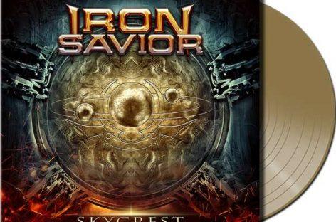 Iron Savior готовит к релизу альбом «Skycrest»