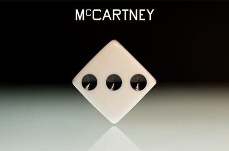 В декабре выйдет новый диск Пола Маккартни