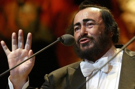 85 лет со дня рождения Лучано Паваротти