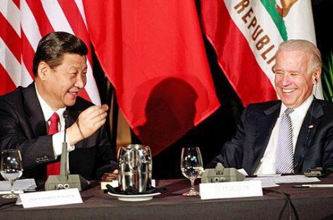 Байдену советуют наладить связь и торговые отношения с Китаем