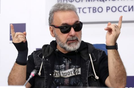60-летие лидера «Крематория» Армена Григоряна
