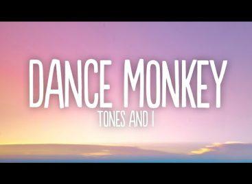 Shazam  назвал «Dance Monkey» самой популярной песней всех времен