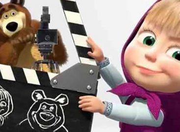 «Маша и Медведь» от Animaccord может получить награду как самое востребование шоу в мире