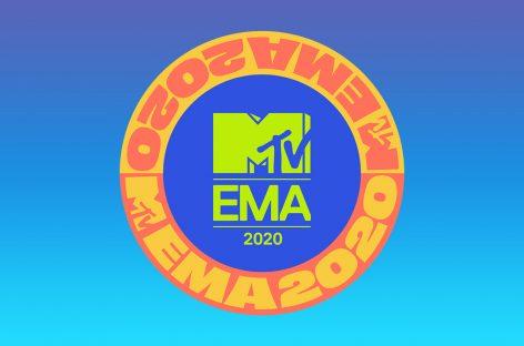 Полный список лауреатов MTV Europe Music Awards 2020
