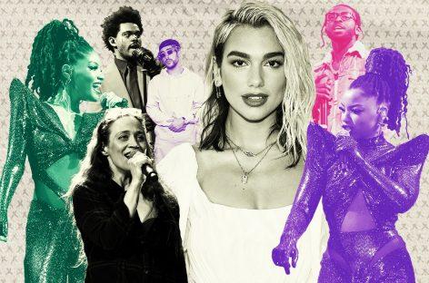 Вillboard представил список 50 лучших альбомов уходящего года