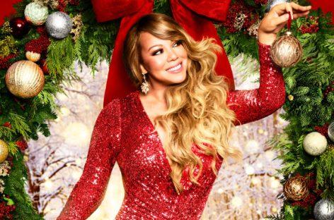 Сегодня состоится премьера «Mariah Carey's Magical Christmas Special» и печенья от Мэрайи Кэри