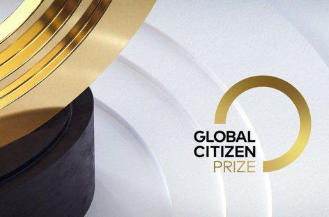 Церемония награждения Global Citizen Prize пройдет 19 декабря